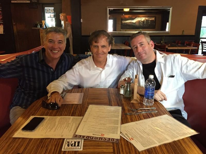 René,Mark&Richard